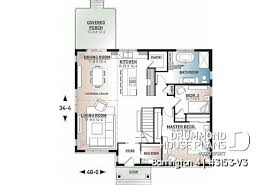 our best narrow lot house plans