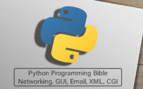 Python Programming Bible | Networking, GUI, Email, XML, CGI ...