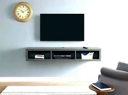 corner tv wall mount with shelf for