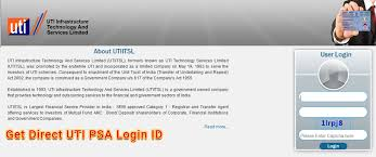 uti pancard agent registration uti