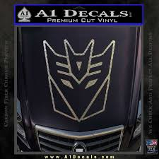 Decepticon Decal Sticker Thin A1 Decals