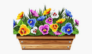 Fence With Flowers Clipart Free Transparent Clipart Clipartkey