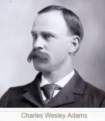 Charles Wesley Adams (1863-1934) - Find A Grave Memorial