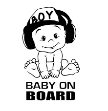 Top 10 Most Popular Baby Board Car Sticker Brands And Get Free Shipping C4f26j8k