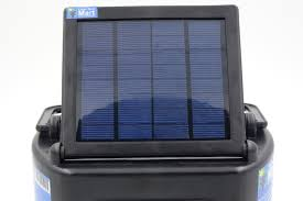 Energizer For Electric Fencing Solar Power Battery Operate
