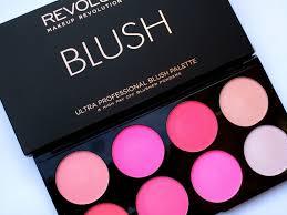 makeup revolution cream blush palette