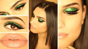 st patrick s day makeup tutorial you