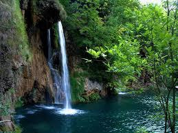 free waterfall wallpaper 1024x768