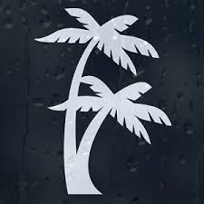 Palm Tree Car Decal Vinyl Sticker For Bumper Or Window Or Panel Archives Statelegals Staradvertiser Com