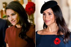 How Playing Meghan Markle Changed Tiffany Smith's Life - The World News  Daily