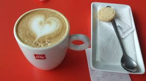 ILLY COFFEE LATTE IN VVTS AIRPORT - Gă-pĭ - Wikipedia | Illy ...