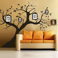 Family Tree Wall Sticker Inspired Photo Frame Vinyl Living Room Removable Decor For Sale Online