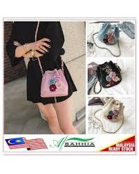 bucket sling bag shoulder handbag