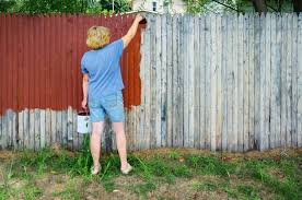 Seal Stain Or Paint The Wooden Fence Owner S Dilemma