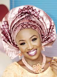nigerian traditional wedding makeup