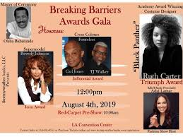 KJLH Radio Personality Adai Lamar to host the Breaking Barriers Awards Gala  Fashion Show – Westside Story Newspaper – Online
