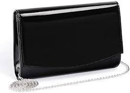 women patent leather wallets fashion