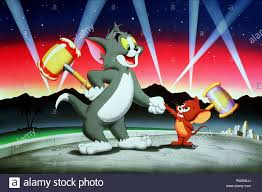 Tom And Jerry The Movie Stock Photos & Tom And Jerry The Movie ...