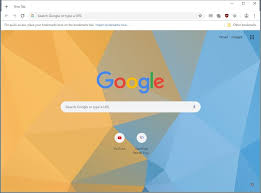 customize background option in chrome