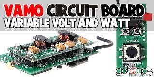 vamo circuit board variable volt