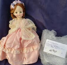 Madame Alexander Abigail Fillmore   Art, Antiques & Collectibles Toys &  Hobbies Dolls Dolls By Brand, Company, Character   Auctions Online    Proxibid
