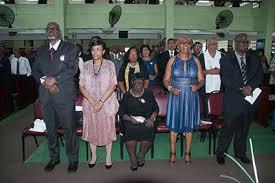 Hundreds bid farewell to Pastor Tessa Smith - Guyana Chronicle