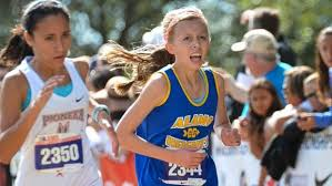 Abby Gray U.S. No. 1 16:41 For 3 Mile, Shooting For All-American
