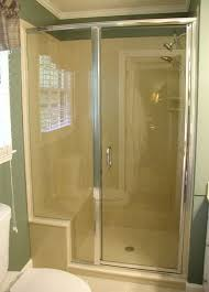 framed glass shower doors kansas city