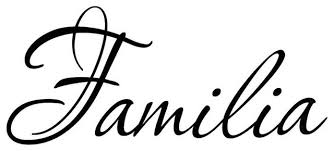 Vwaq Familia Wall Decal Spanish Wall Decals Sayings Family Room Stickers Quotes Contemporary Wall Decals By Vwaq Vinyl Wall Art Quotes And Prints