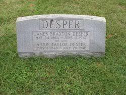 Addie Taylor Desper (1869-1940) - Find A Grave Memorial