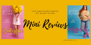 Butterface and Muffin Top by Avery Flynn | Mini Reviews - Angel Reads
