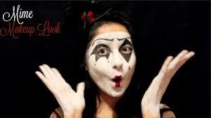 mime makeup tutorial simplyalex