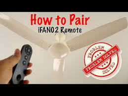 sonoff ifan02 remote not working issue