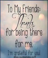 i am grateful for you friendship quotes thank you quotes for