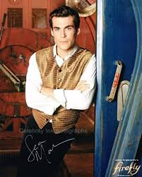 SEAN MAHER as Dr. Simon Tam - Serenity/Firefly Genuine Autograph at  Amazon's Entertainment Collectibles Store