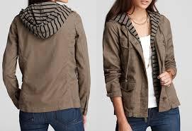 safari capetown hooded jacket seen on