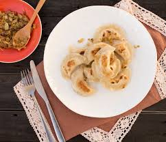 vegan pierogi polish dumplings lazy