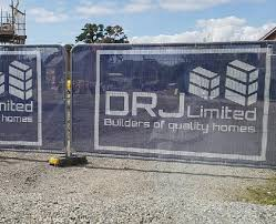 Heras Fencing Banners Big Value Banners