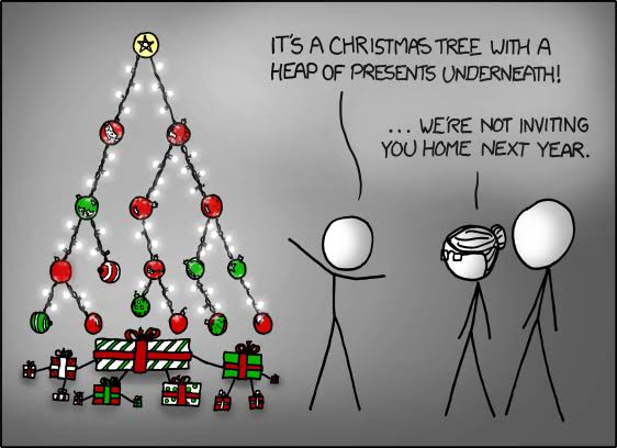 Image result for binary search xkcd""