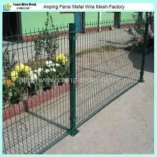 Powder Coated V Folded Garden Wire Mesh Fencing Panels Hy Mesh 001 Hy China Manufacturer Wire Mesh Metallurgy Mining Products