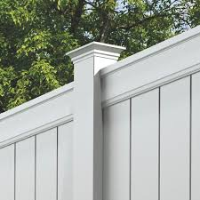 Get A Vinyl Fence Services Estimate