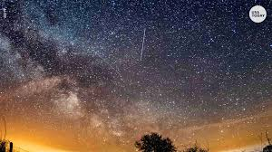April meteor shower 2020: When to watch ...