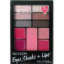 revlon eye cheek and lip palette berry