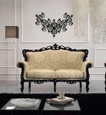 Gothic Ornament Architecture Style Art Decoration Medieval Element Living Room Wall Decal Bedr Geometric Living Room Wall Decals For Bedroom Modern Wall Decals