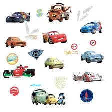 cars wall stickers disney car wall stickers