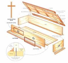 learn how to build a handmade casket