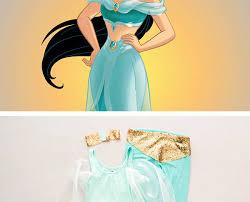 diy princess jasmine costume disney