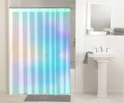 ombre rainbow 1592 shower curtain