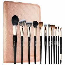 sephora pro essential makeup brush set