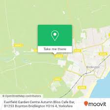 how to get to eastfield garden centre